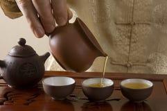 Cerimonia di tè Immagine Stock Libera da Diritti