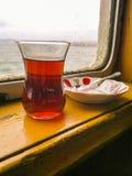 Tè ed all'aperto Immagini Stock Libere da Diritti