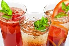Tè freddo fresco Immagini Stock