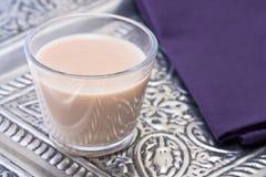 Tè indiano del Chai fotografie stock libere da diritti