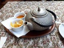 Tè a Leopoli fotografie stock