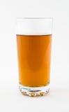 Tè nel vetro Fotografia Stock Libera da Diritti