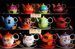 Tè per uno Fotografia Stock