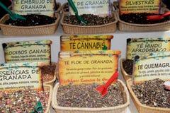 Tè spagnolo Immagine Stock