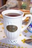 Tè in tazza Fotografia Stock Libera da Diritti