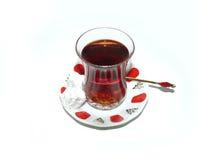 Tè turco Fotografia Stock