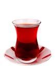 Tè turco Fotografie Stock