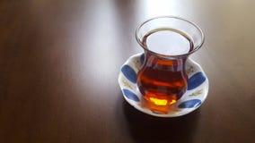 Tè turco Fotografia Stock Libera da Diritti