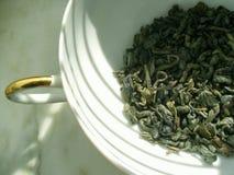 Tè - verde fotografie stock libere da diritti