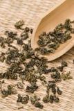 Tè verde cinese fotografie stock libere da diritti