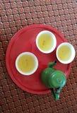 Tè verde di Peshawar immagini stock