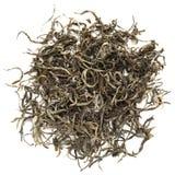 Tè verde di Simao Yin Si Fotografia Stock