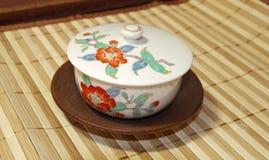 Tè verde giapponese Immagine Stock Libera da Diritti