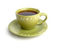 Té 2 del té del té imagen de archivo