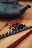Té chino Fotografía de archivo libre de regalías