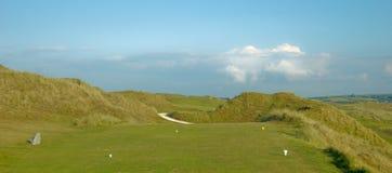 Té de golf Images libres de droits