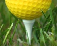 Té de golf quatre photographie stock