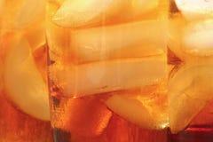 Té de hielo imagen de archivo