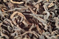 Té del erh de la PU Foto de archivo libre de regalías