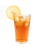 Té del limón del hielo Imagen de archivo