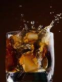 Té e hielo Fotografía de archivo libre de regalías
