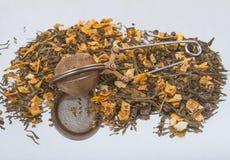 Té herbario Imagen de archivo libre de regalías
