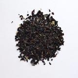 Té negro con tomillo Imágenes de archivo libres de regalías
