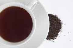 Té negro de Ceilán Imagenes de archivo