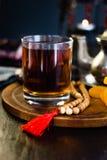 Té o café para iftar el mes del Ramadán