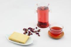 Té, té, té, aún vida, Fotografía de archivo libre de regalías