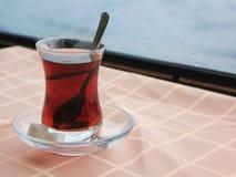 Té turco Imagen de archivo