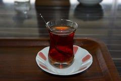 Té turco Fotografía de archivo libre de regalías