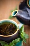 Té verde Fotografía de archivo libre de regalías