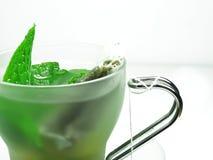 Té verde Fotografía de archivo