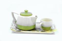 té y café Imágenes de archivo libres de regalías