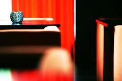 Té y salón Fotografía de archivo libre de regalías