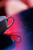 Té y salón Imagen de archivo libre de regalías