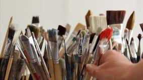 Técnicas de la pintura