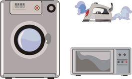 Técnicas domésticas Foto de Stock