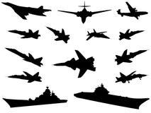 Técnicas militares Fotografia de Stock Royalty Free