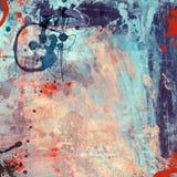 Técnicas mixtas abstractas fondo o textura libre illustration