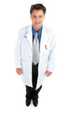 Técnico de laboratório do doutor Cientista imagem de stock royalty free