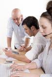 Técnico Group-Office Imagen de archivo