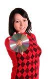 Téléchargement de musique Photographie stock libre de droits