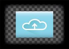 Téléchargement pour opacifier l'icône Photographie stock libre de droits