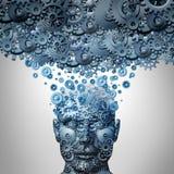Téléchargez votre esprit illustration de vecteur