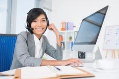 Télécommunication d'affaires image libre de droits
