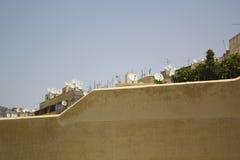 Télécommunication dans Fes Image stock