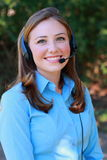 Télécommunications Professiona Image stock