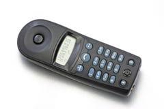 Téléphone à la maison Photos libres de droits